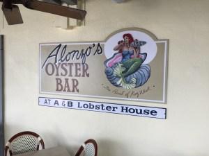 Alonzo's Oyster Bar, Key West, FL