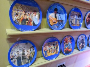 Wall of Fame Plates