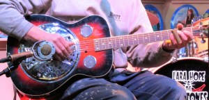 Jonny's Guitar and Fast Fingers