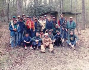Camp II - Circa 1984