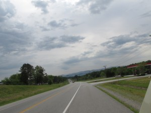 Along the road to Tellico Plains
