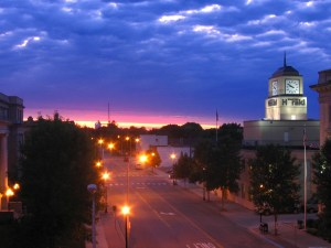 Grand Forks at Night