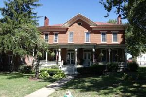 Ft. Leavenworth home, built 1934