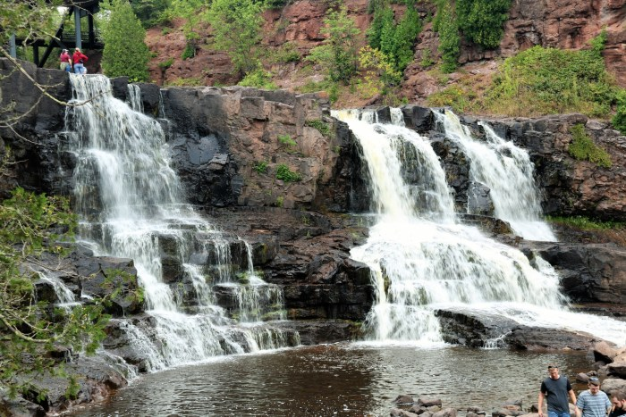 Gooseberry Falls (Middle)