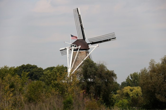 De Zwaan Windmill - Holland, MI
