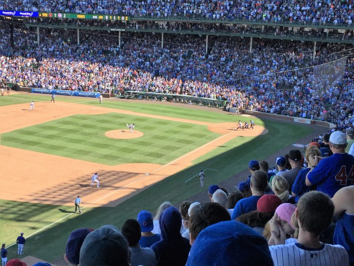 Jon Lester throws the winning pitch