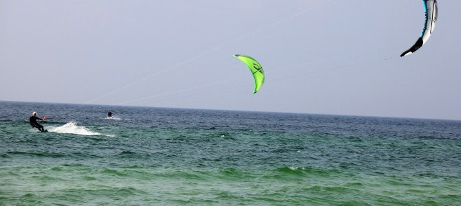 Easin' Along the Gulf Coast…Sand, Surfers, Surprises