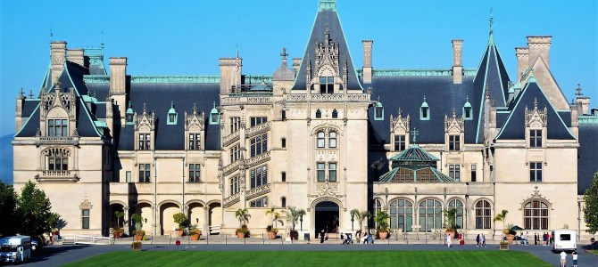 Biltmore House – A Home for a Home Builder