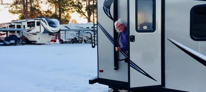 Snowbound in Alabama!
