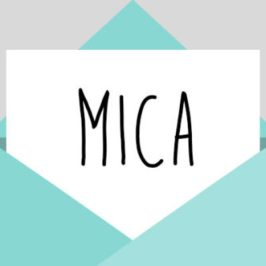 meaning of Italian word mica