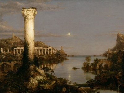Thomas Cole's The Course of Empire