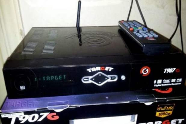 TARGET HD T907