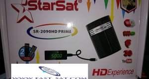 ملف قنوات STAR SAT 2090 PRIME MINI HD بتاريخ 2-7-2016
