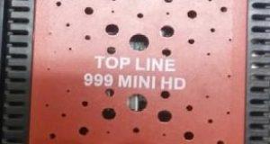رسيفر TOP LINE 999 MINI HD مع احدث ملف قنوات محدث بكل جديد بتاريخ اليوم 2017