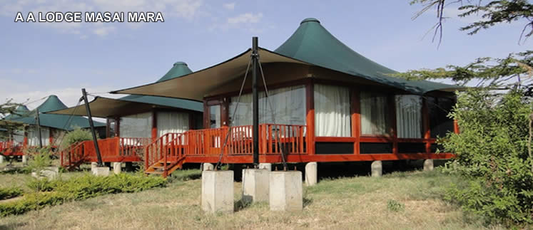 AA Lodge Masai Mara - 2 Days Low Cost Budget Safari  by Roas