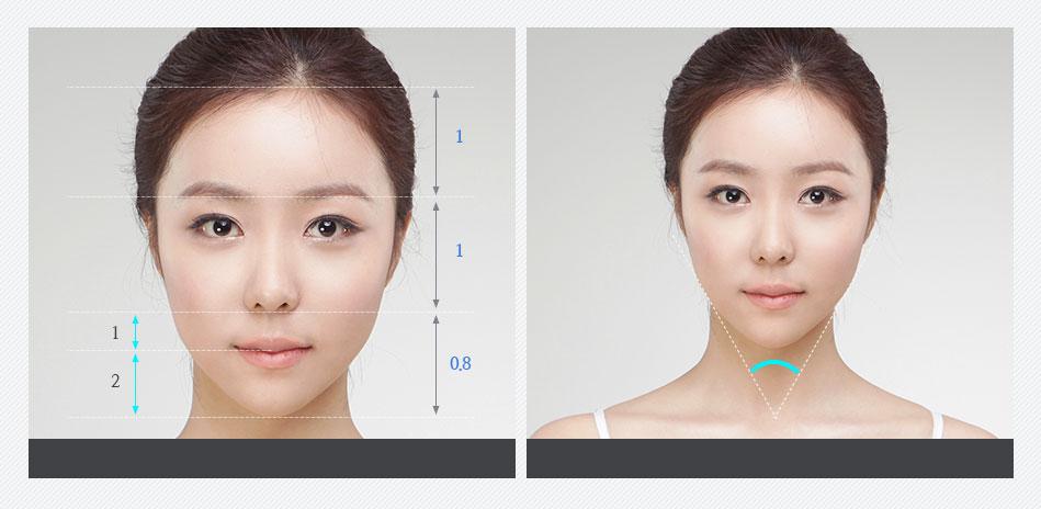 Znalezione obrazy dla zapytania korean v-line