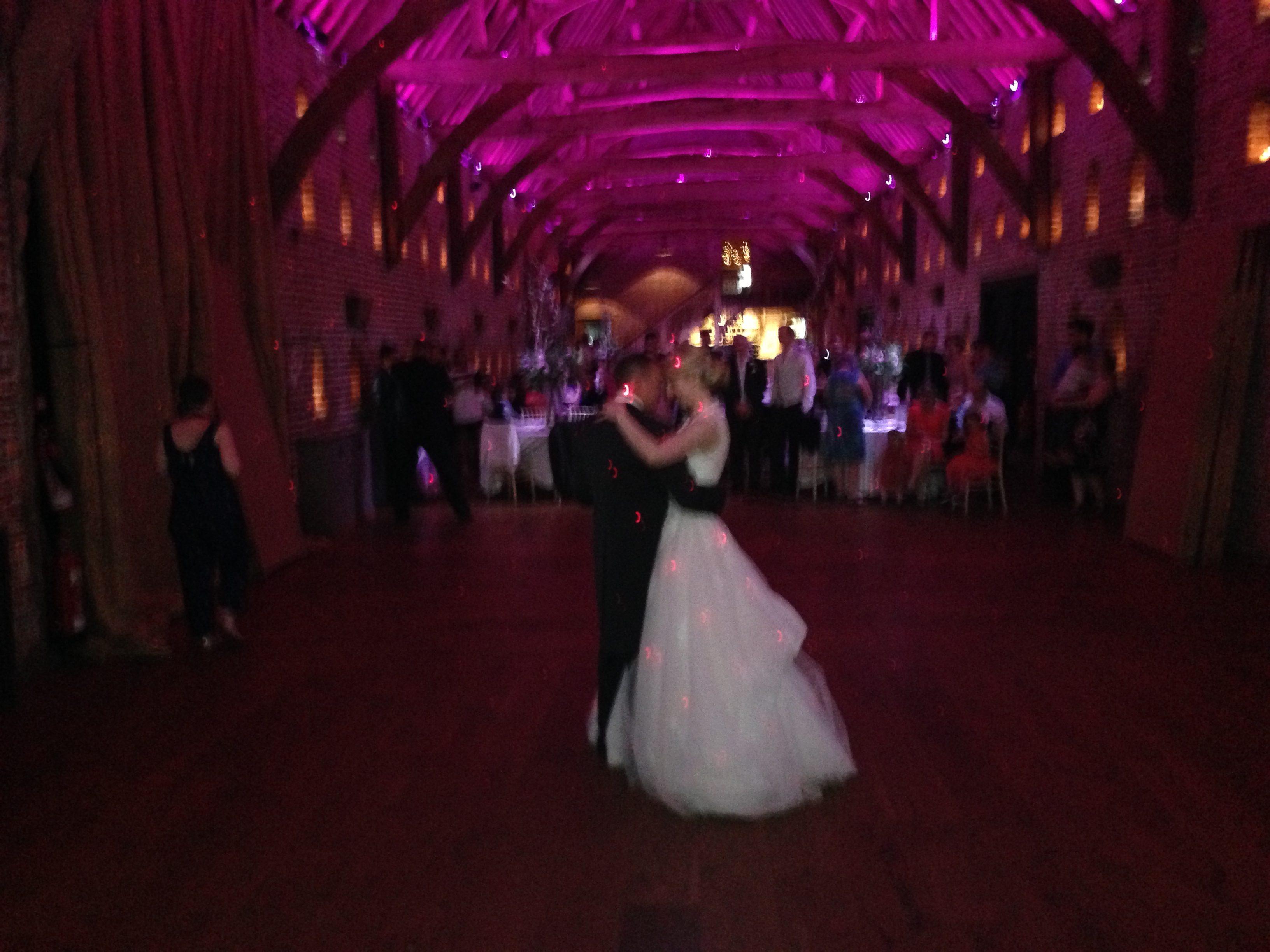 Mobile disco & wedding DJ in Norwich, Norfolk