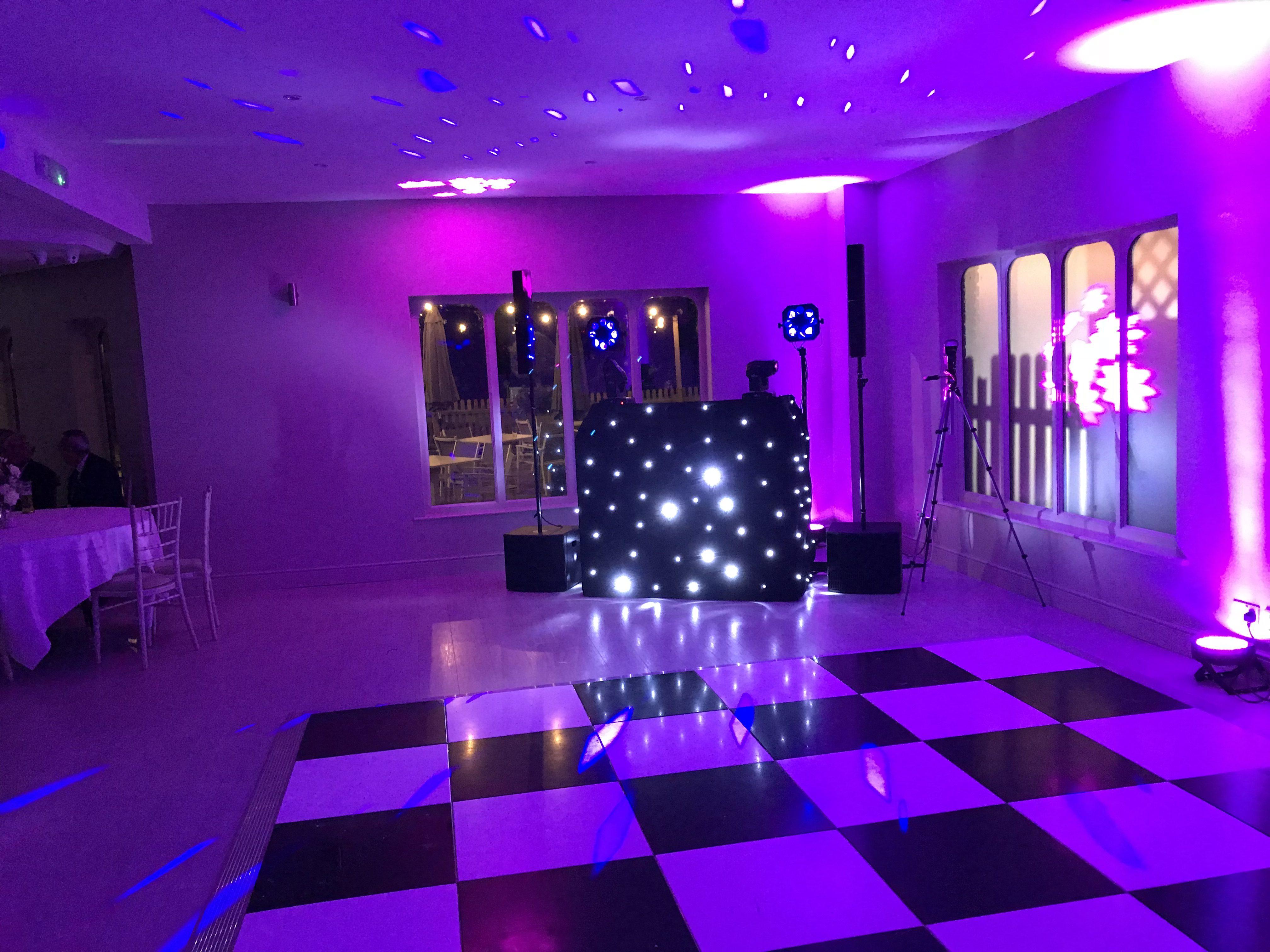East Anglia's Premier Wedding Disco