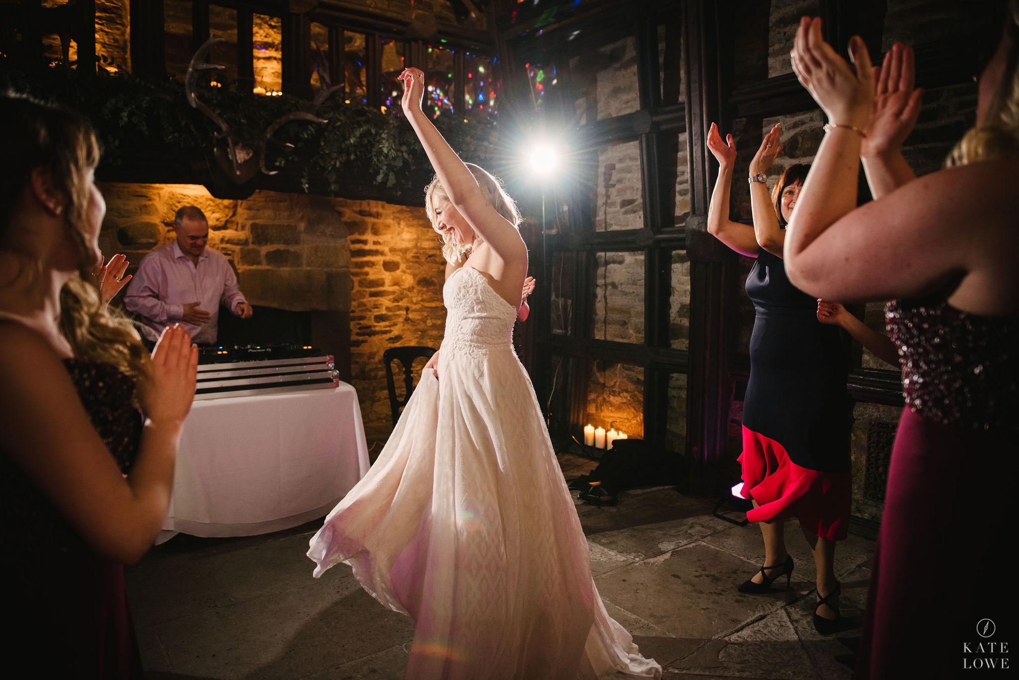 Bride Wedding Dance