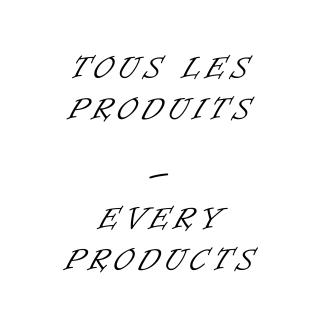 Tous nos produits