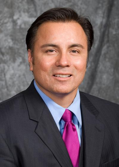 Chris Zapata was selected to be the new city manager of San Leandro. His first day on the job is Jan. 30. Photo provided by the city of San Leandro.