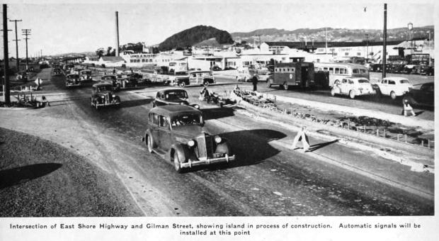 eastshore-highway-at-gilman-1944a