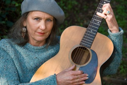 CREDIT: ECFFF Singer and songwriter Jo D'Anna will be one of the featured performers at the all-day folk music event on Oct. 8 at El Cerrito High School.