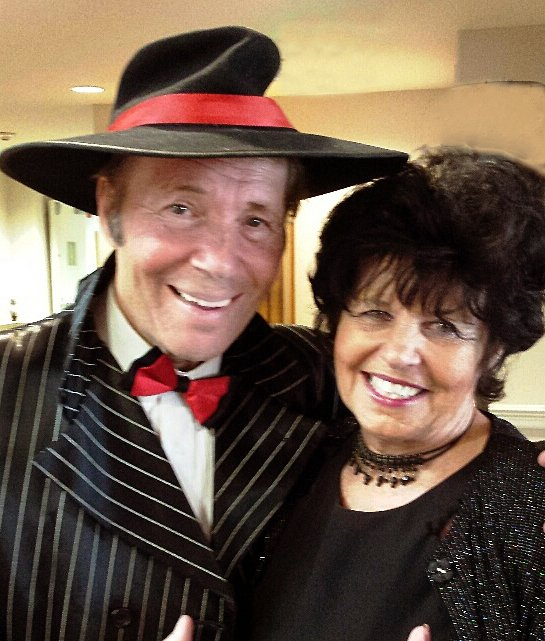 "A delightful afternoon of music, appetizers and desserts will feature Johnny Rockit and Candy Wrapper (Bill and Shirley McQuiston) singing Broadway hits from the '40s and '50s, Elvis and Neil Diamond at the Clayton Valley Woman's Club ""Fall Fundraiser"" from 4-6:30 p.m. Sunday, Nov. 6, at Diamond Terrace, 6401 Center St., in Clayton."