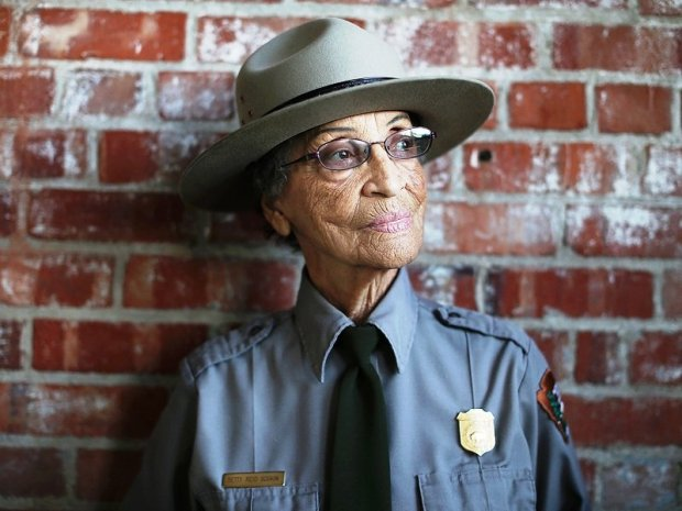 Betty Reid Soskin is the Mt. Diablo Peace and Justice Center's Peace and Justice Advocate of the Year, which she will receive at the center's 2016 Local Heroes Awards on Oct. 22, in Walnut Creek.