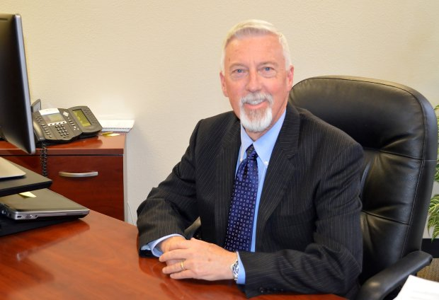 Former Moraga Police Chief Robert Priebe was appointed town manager on Sept. 28, 2016. Priebe previously served in the Moraga police department for nearly 37 years.