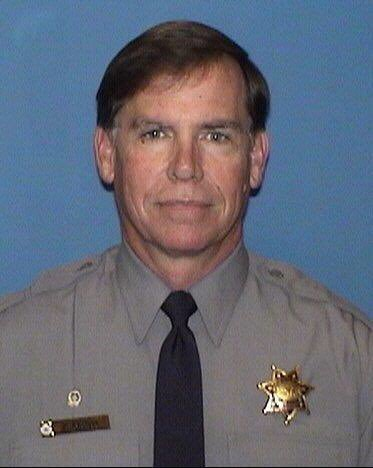 Alameda County Sheriff's Deputy Mike Foley died Thursday morning, a day after he suffered dead injuries from being hit by a bus at Santa Rita Jail. (Alameda County Sheriff's Office)