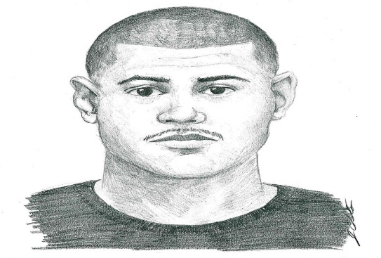 Hayward police shared this image Monday, Feb. 13, 2017, of a composite sketch of a person of interest in the August 6, 2016 murder of a 17-year-old in the 25000 block of Muir Street.