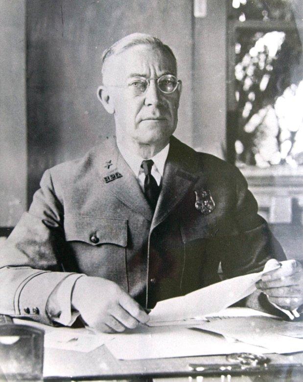 August Vollmer