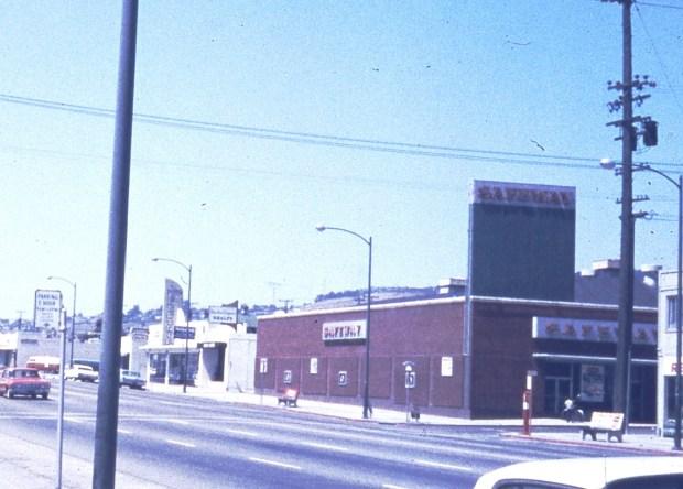 el cerrito safeway circa 1965
