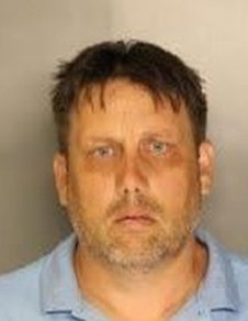 Clayton Quiz Smith, 44, faces 25 years in federal prison for a charge ofrobbing a US Bank in San Ramon on Feb. 6, 2017. (Folsom Police Department)