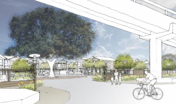 The Habitat for Humanity - Las Juntas project is epected to go to the Walnut Creek Planning Commission soon. Proponents are aiming for a Fall 2019 opening.