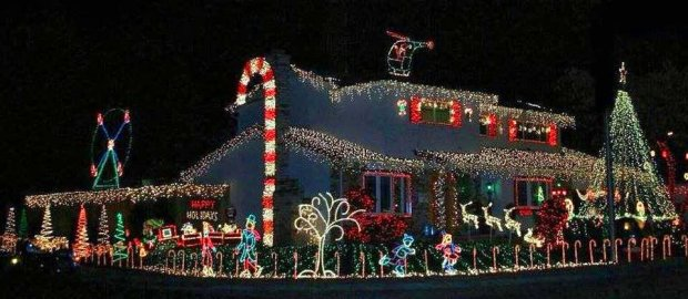 Frank Rehm decorates his home at 2921 Camby Road in Antioch each yearwith a huge Christmas light display that takes days to put up. COURTESY FRANK REHM *Judy Prieve* East County Editor | Editorial jprieve@bayareanewsgroup.com 925-779-7178 Direct @jprieve bayareanewsgroup.com *Over 5 million engaged readers weekly*