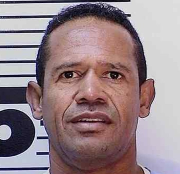 This Jan. 1, 2018 prison identification photo provided by the California Department of Corrections and Rehabilitation shows inmate William Cordoba. (California Department of Corrections and Rehabilitation via AP)
