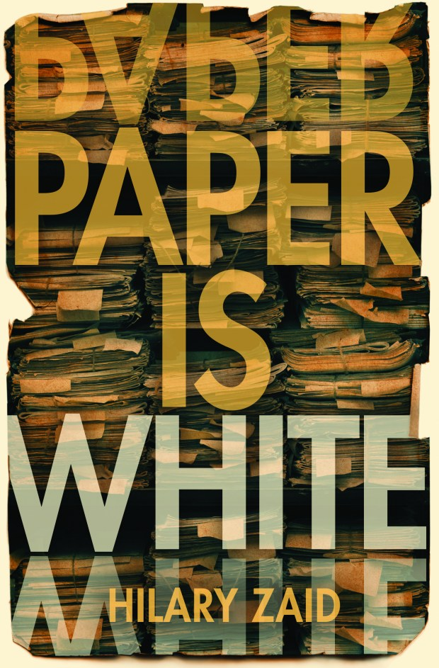 """Oakland author Hilary Zaid described her novel """"Paper Is White"""" as a book about the stories that don't get told, about the silences and reticences in our lives. (Courtesy of Ann McNan/Bywater Books)"""