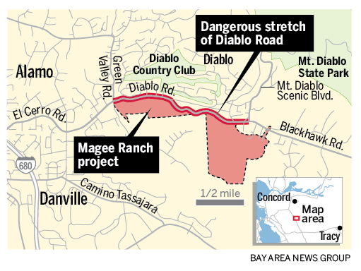 Danville: Report for project near Mount Diablo clears hurdle