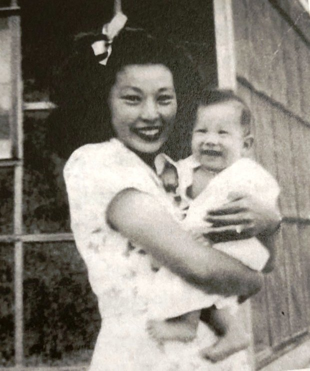 Japanese-American internee: 'It's happening all over again'