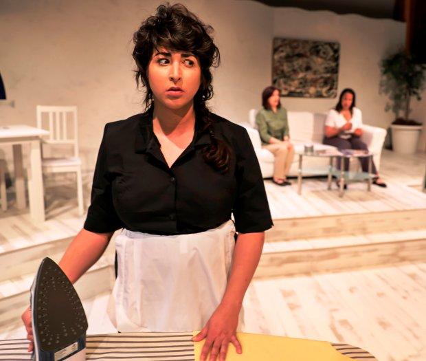 Curtain Calls: 'Clean House' playing at Alameda's Altarena