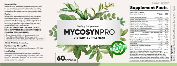 Mycosyn Pro