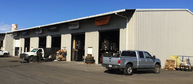 R G Tire Center Hilo East Bay Tire Co