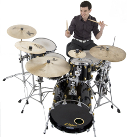 Eastbourne Drum Kit Teacher Matt Hobson