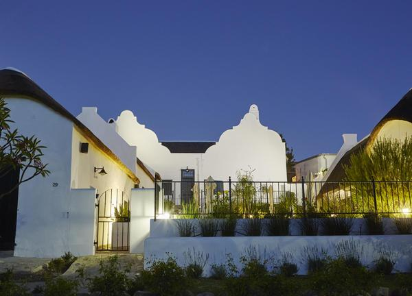 Winelands Package Tulbagh Hotel Heritage Building