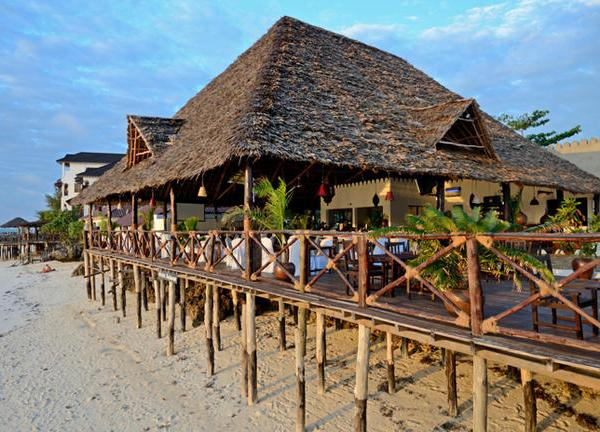 Amaan Bungalows Beach View