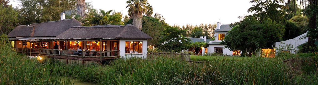 ECT Uk Luxury Garden Route Package header image Woodall Country House & Spa