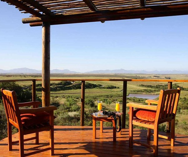 Garden Route and Game Lodge Expansive Views