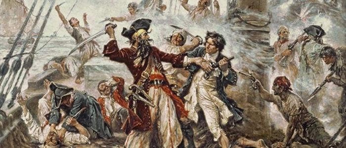 Researching Pirate Ancestry